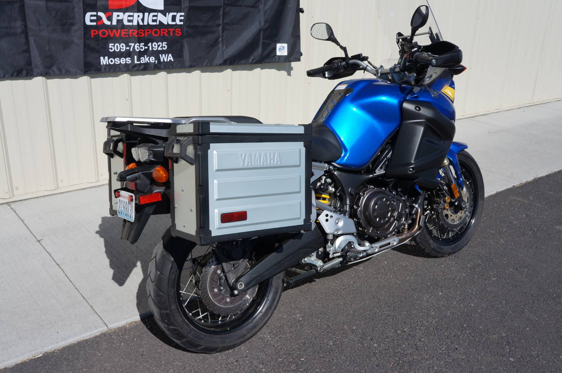 2012 Yamaha Super Ténéré in Moses Lake, Washington