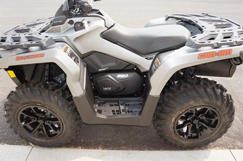 2017 Can-Am Outlander XT 850 in Moses Lake, Washington