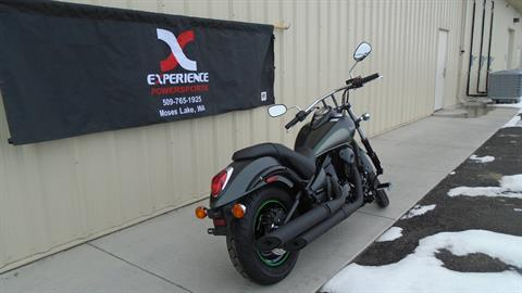 2017 Kawasaki Vulcan 900 Custom in Moses Lake, Washington
