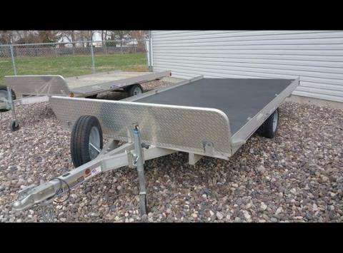 2012 Triton Trailers ATV128 in Chubbuck, Idaho