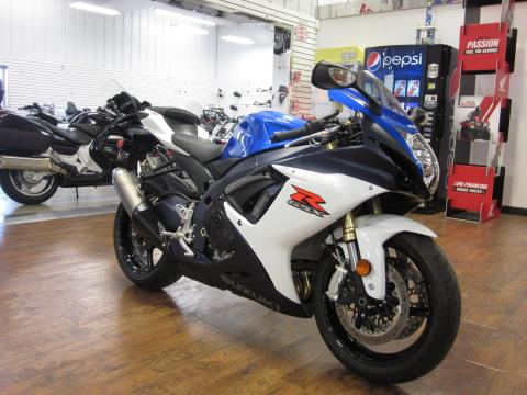 2011 Suzuki GSX-R750™ in Lima, Ohio