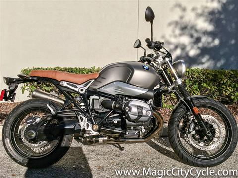2017 BMW R nine T Scrambler in Orlando, Florida