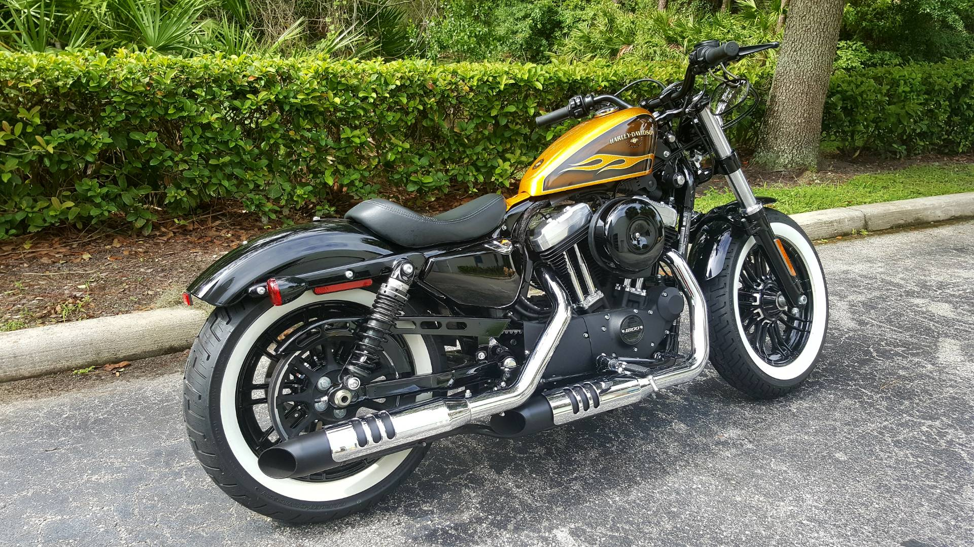 2016 Harley-Davidson Forty-Eight® in Orlando, Florida