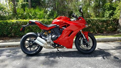 2017 Ducati SuperSport in Orlando, Florida