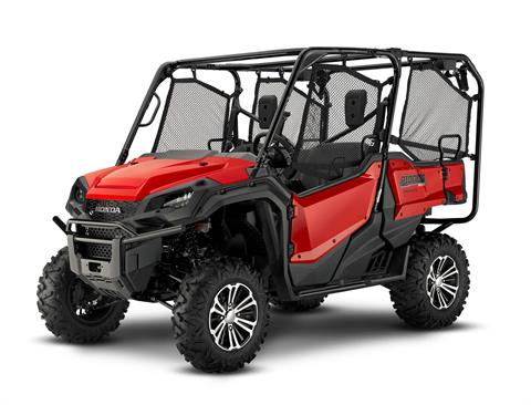 2017 Honda Pioneer 1000-5 EPS in Vancouver, British Columbia