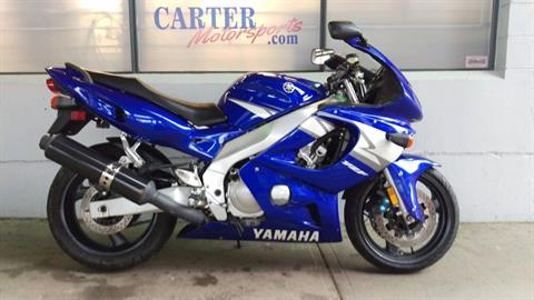 2004 Yamaha YZF-600R in Vancouver, British Columbia