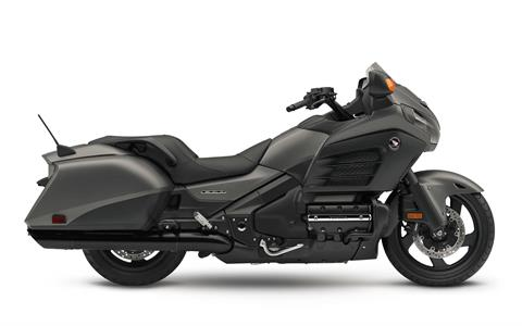 2017 Honda Gold Wing F6B in Vancouver, British Columbia