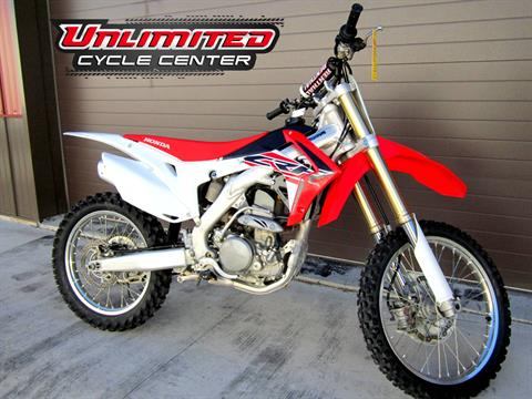 2015 Honda CRF®250R in Tyrone, Pennsylvania