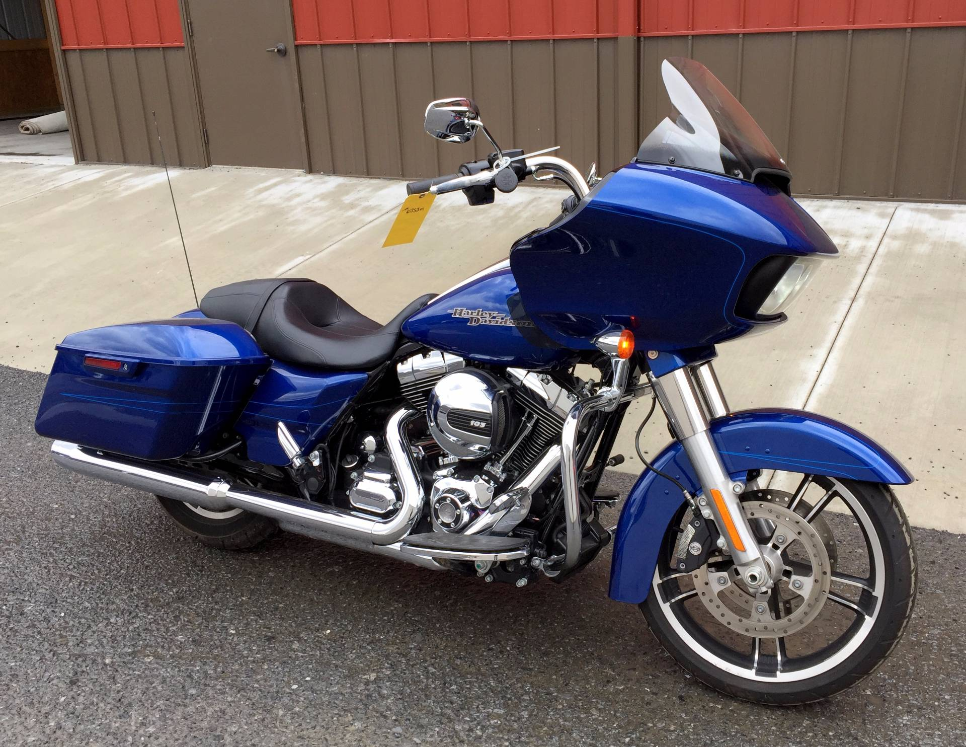 2015 Harley-Davidson Road Glide® Special in Tyrone, Pennsylvania