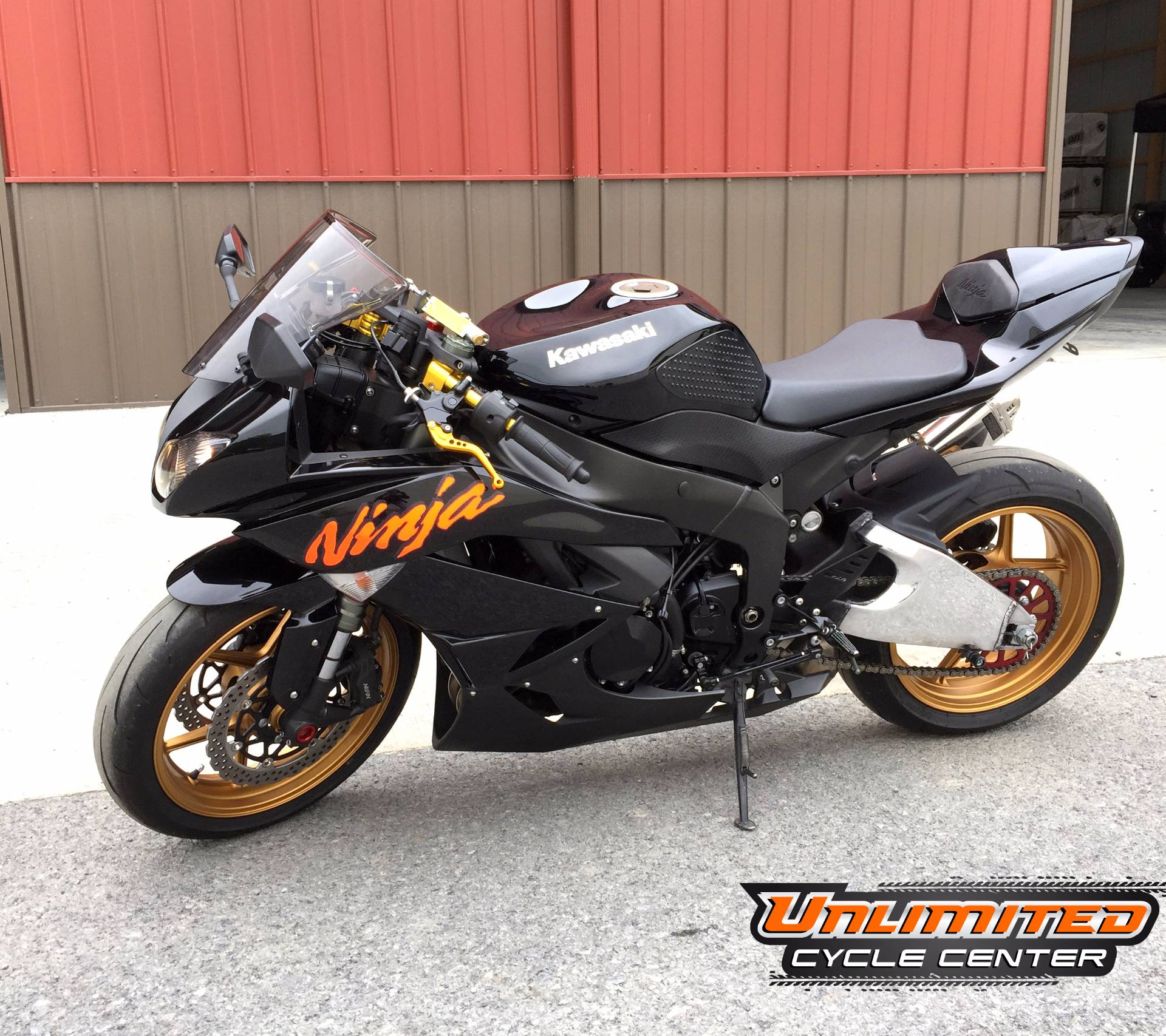 2009 kawasaki ninja zx 6r motorcycles tyrone pennsylvania. Black Bedroom Furniture Sets. Home Design Ideas