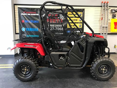 2016 Honda Pioneer 500 in Brighton, Michigan