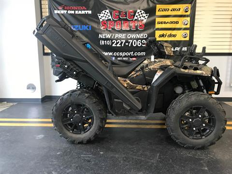 2017 Polaris Sportsman XP 1000 Hunter Edition in Brighton, Michigan