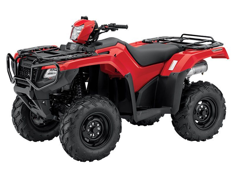 2015 Honda FourTrax® Foreman® Rubicon® 4x4 in Brighton, Michigan