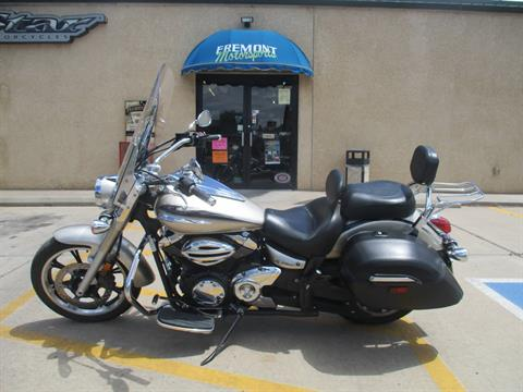 2010 Yamaha V Star 950 Tourer in Florence, Colorado
