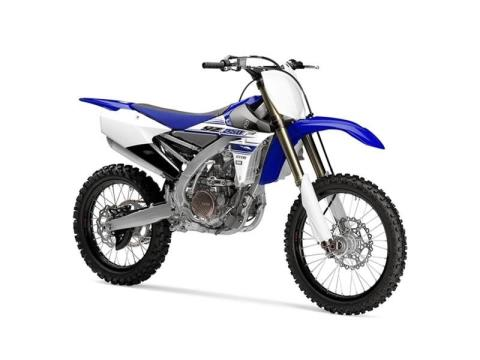 2016 Yamaha YZ250F in Albuquerque, New Mexico