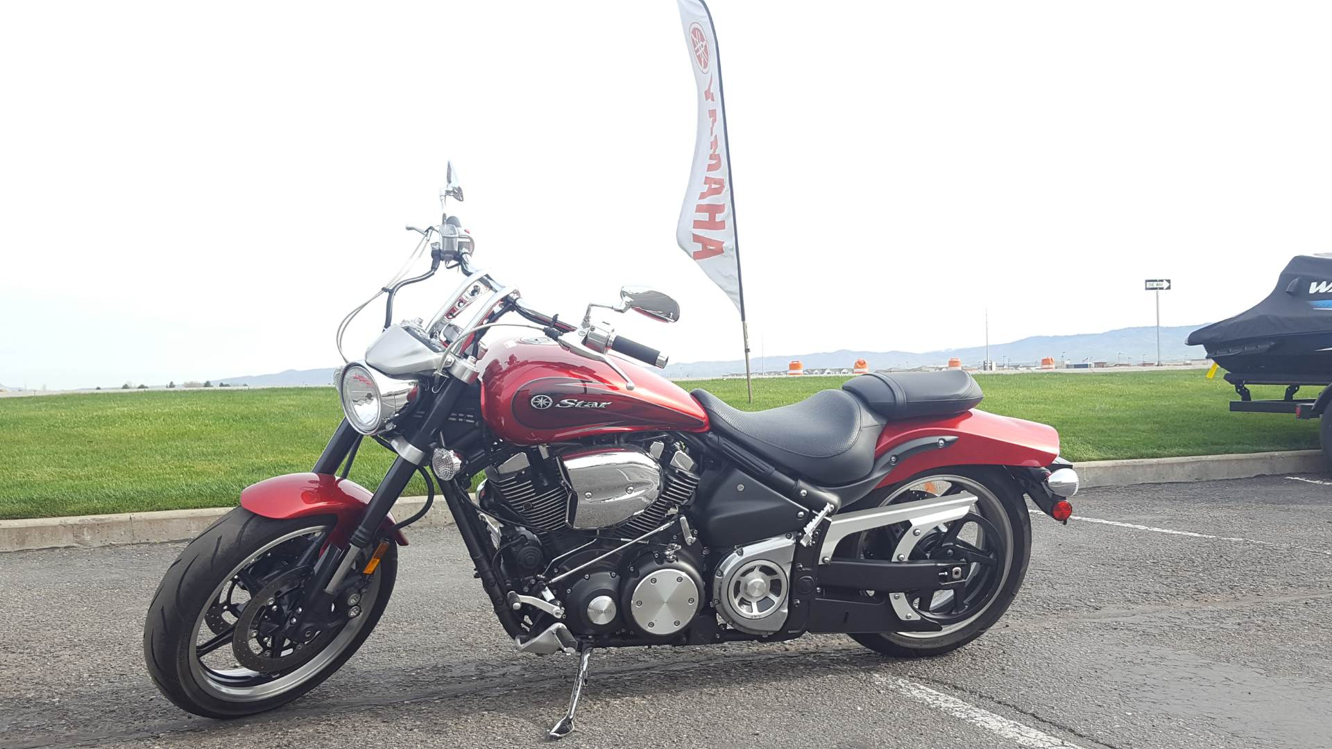 2008 Yamaha Warrior® in Meridian, Idaho