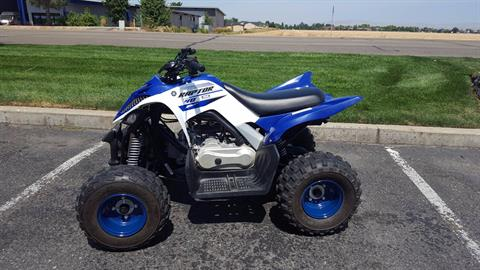 2016 Yamaha Raptor 90 in Meridian, Idaho