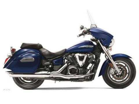2013 Yamaha V Star 1300 Deluxe in Baldwin, Michigan