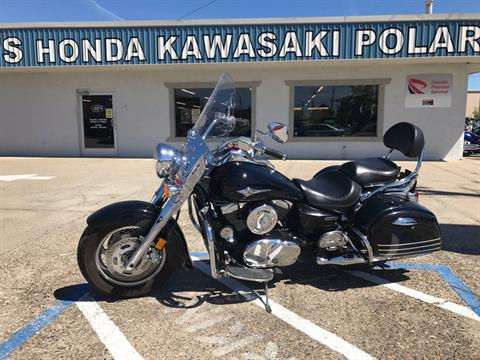 2006 Kawasaki Vulcan 1600 Nomad in Redding, California