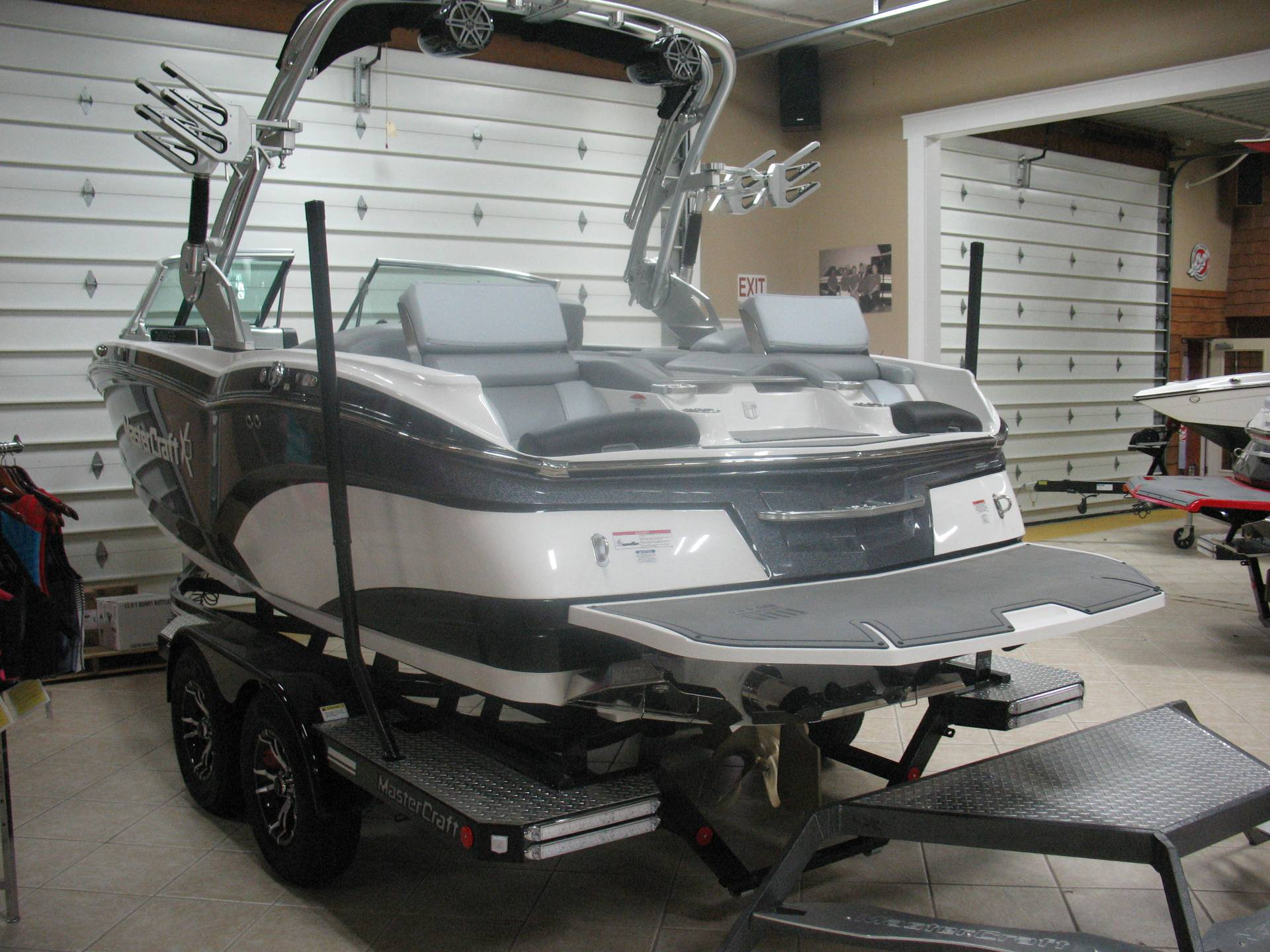 2017 Mastercraft X20 in Manitou Beach, Michigan