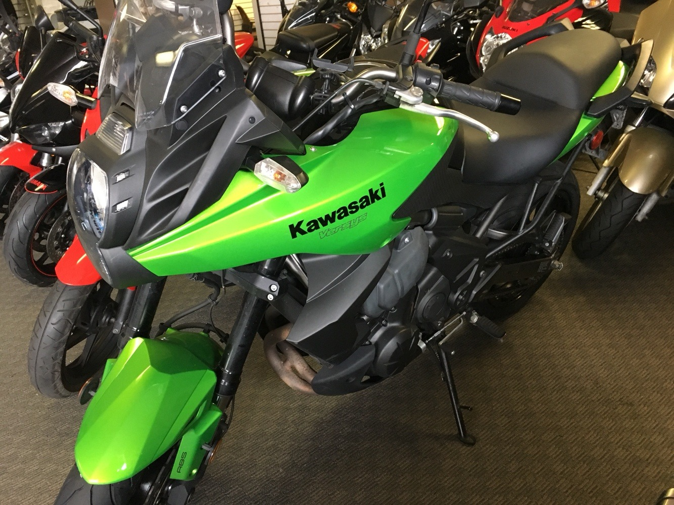 2014 Kawasaki Versys® ABS in San Jose, California
