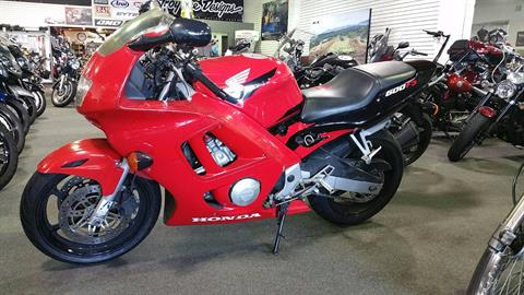 1998 Honda CBR600F3 in San Jose, California