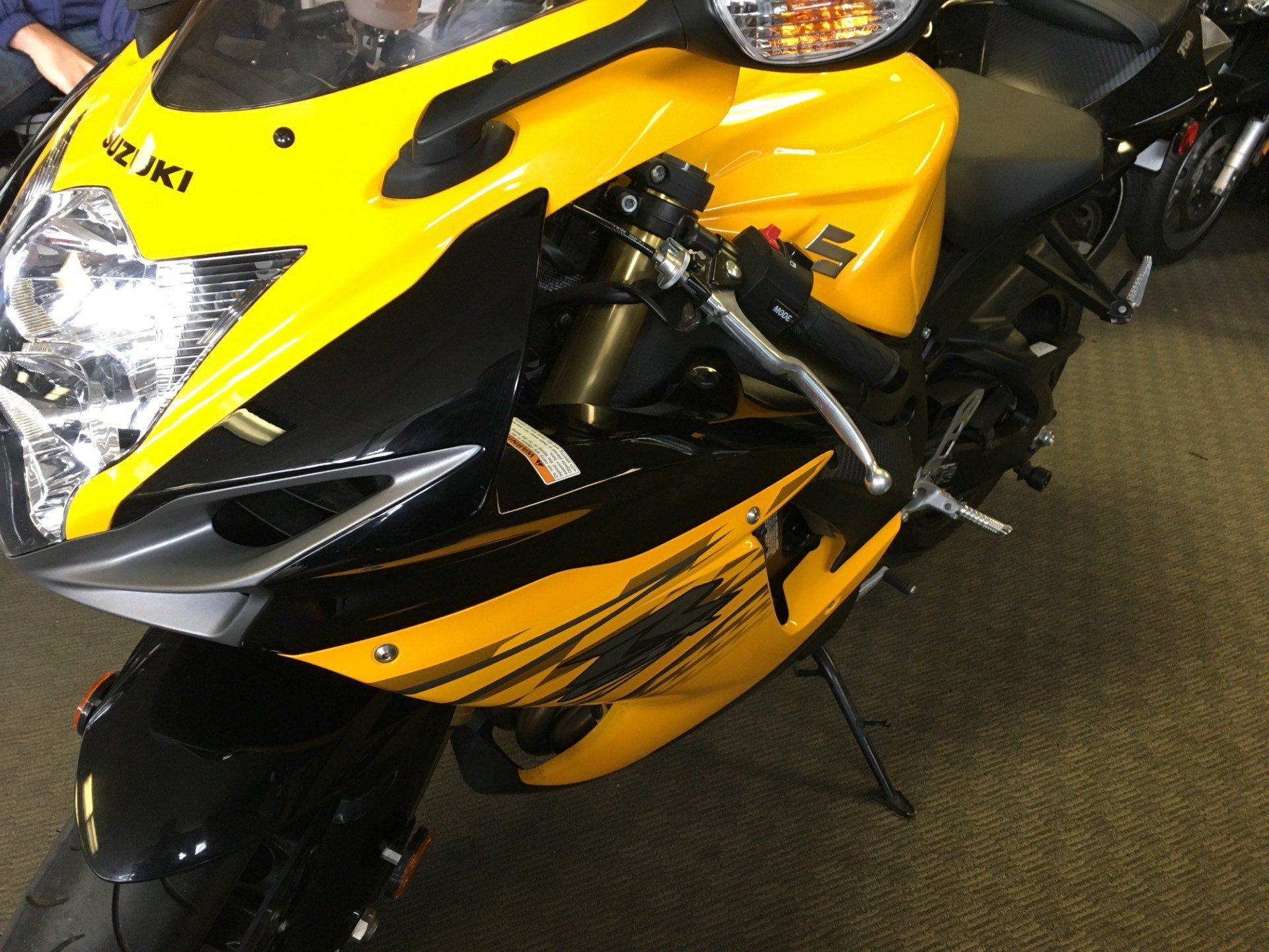 2012 Suzuki GSX-R750™ in San Jose, California