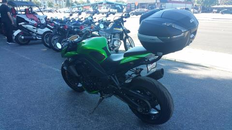 2013 Kawasaki Z1000 in San Jose, California