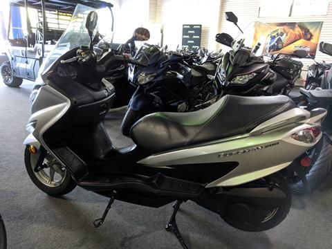 2014 Suzuki Burgman™ 200 ABS in San Jose, California