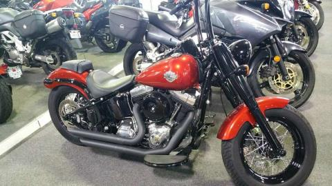 2014 Harley-Davidson Softail Slim® in San Jose, California