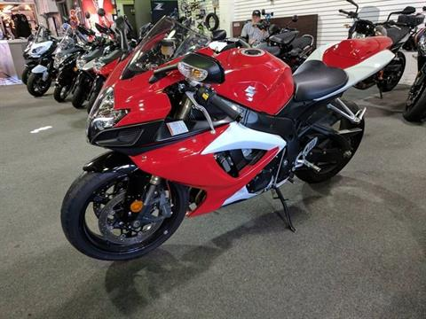 2007 Suzuki GSX-R600™ in San Jose, California