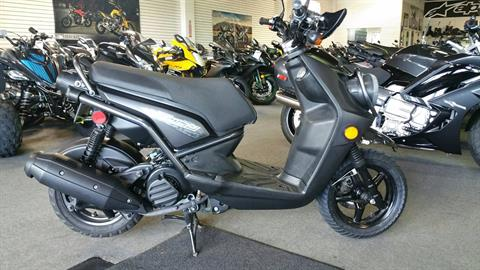 2013 Yamaha Zuma 125 in San Jose, California