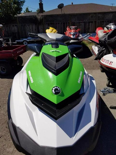 2013 Sea-Doo GTS™ 130 in San Jose, California