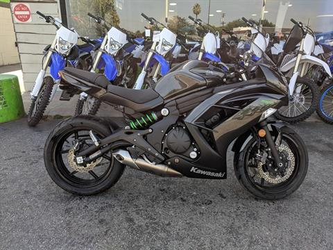 2016 Kawasaki Ninja 650 ABS in San Jose, California
