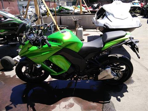 2014 Kawasaki Ninja® 1000 ABS in San Jose, California