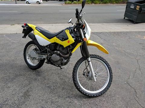 2015 Suzuki DR200S in San Jose, California