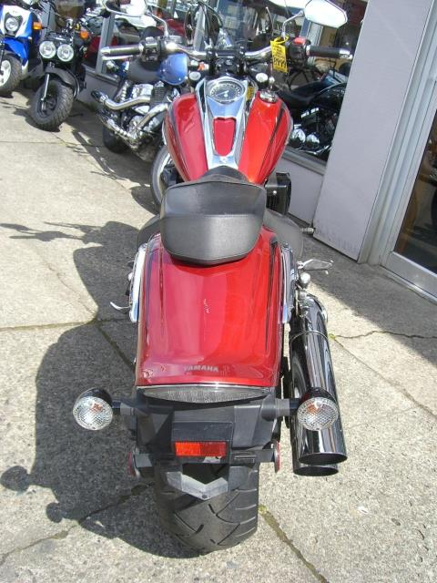 2008 Yamaha Raider in Centralia, Washington