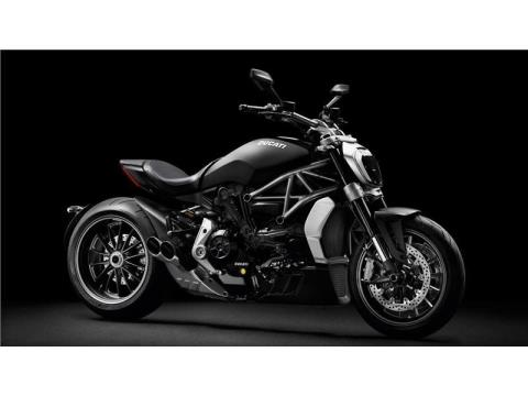 2016 Ducati XDiavel in Fort Montgomery, New York