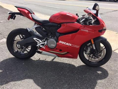 2014 Ducati Superbike 899 Panigale in Fort Montgomery, New York