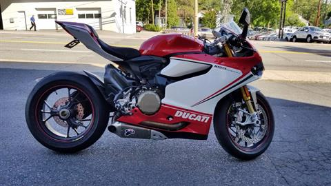 2012 Ducati 1199 Panigale S Tricolore in Fort Montgomery, New York