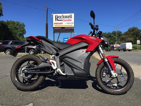 2015 Zero Motorcycles Zero SR™ Streetfighter ZF12.5 in Fort Montgomery, New York