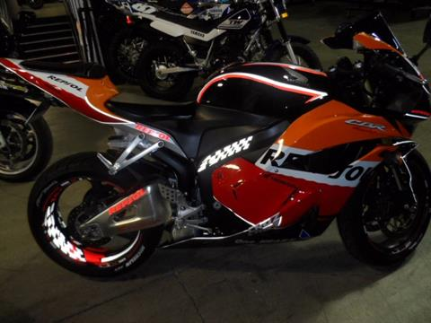 2012 Honda CBR®600RR in Woodinville, Washington