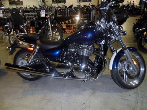 2012 Triumph Thunderbird ABS in Woodinville, Washington
