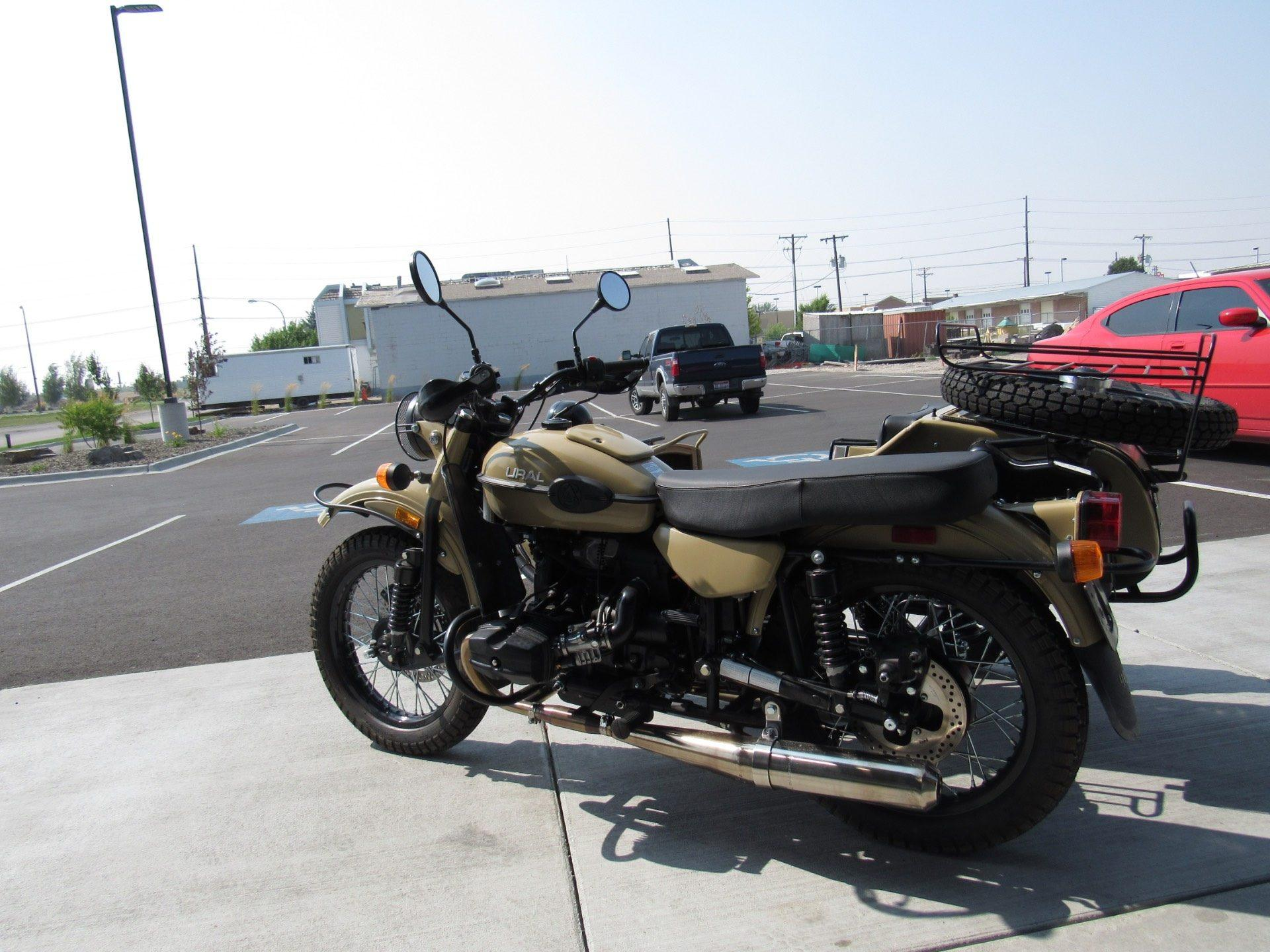 2016 Ural Motorcycles Gear-Up in Idaho Falls, Idaho