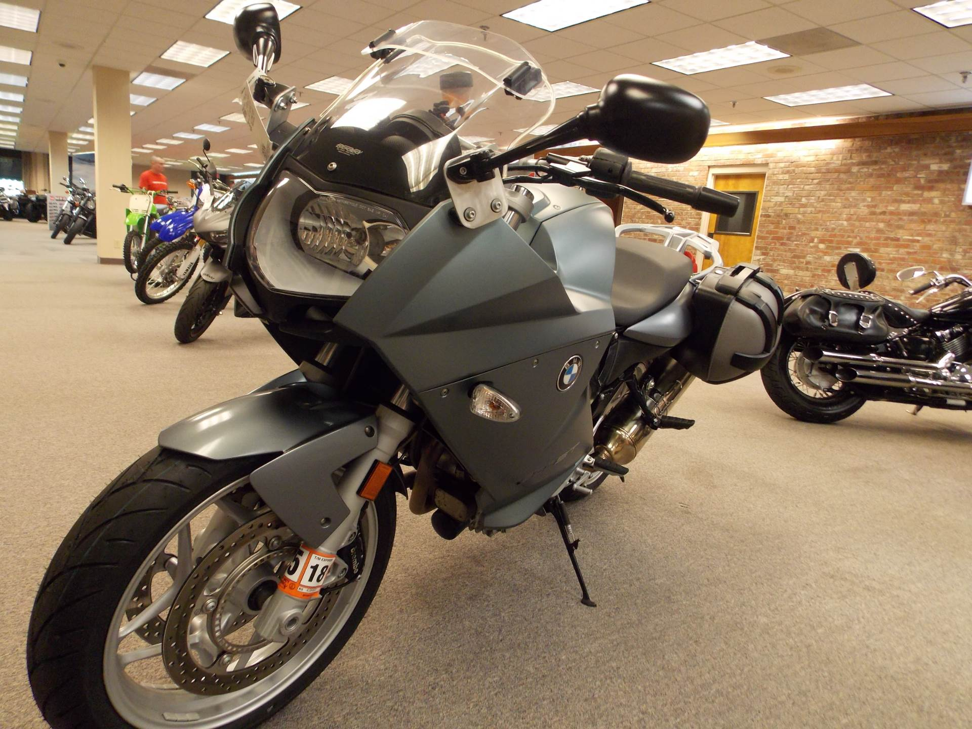 2008 BMW F 800 ST in Statesville, North Carolina
