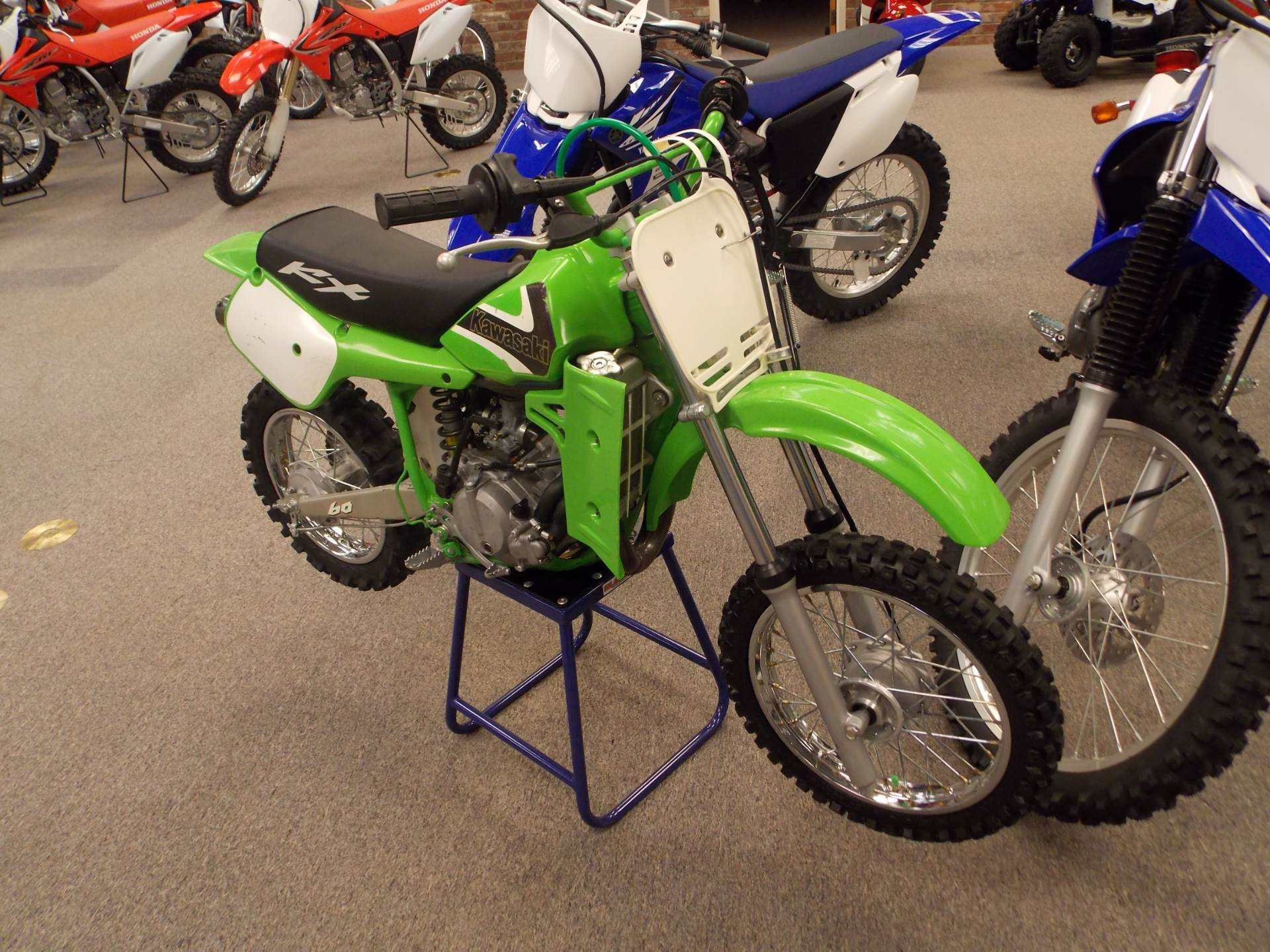 2002 Kawasaki KX60 in Statesville, North Carolina