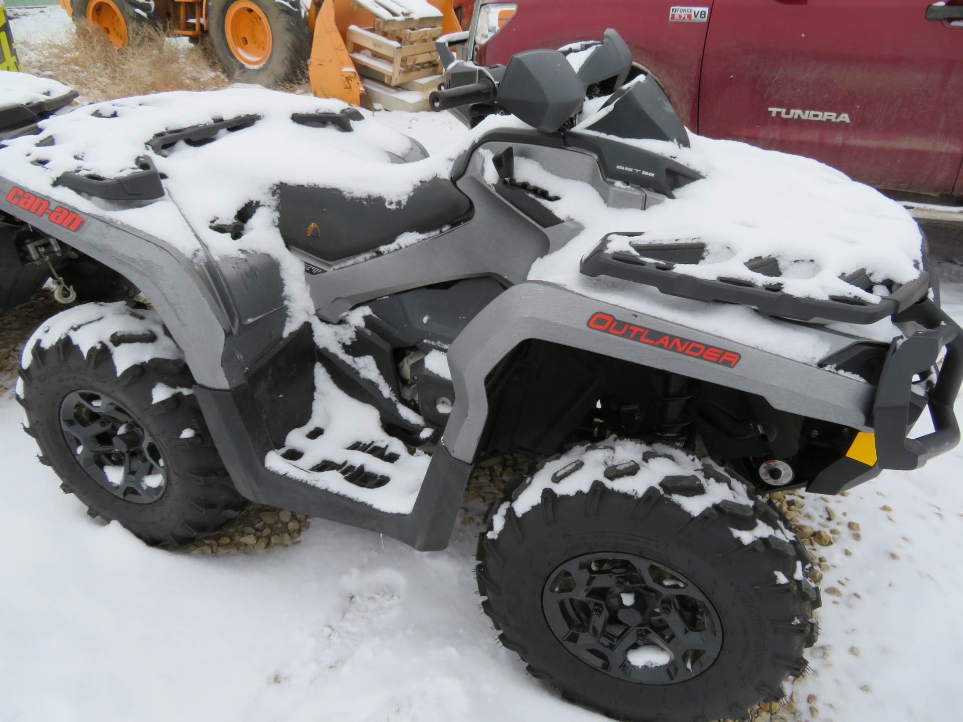 2016 Can-Am Outlander XT 650 in Dickinson, North Dakota
