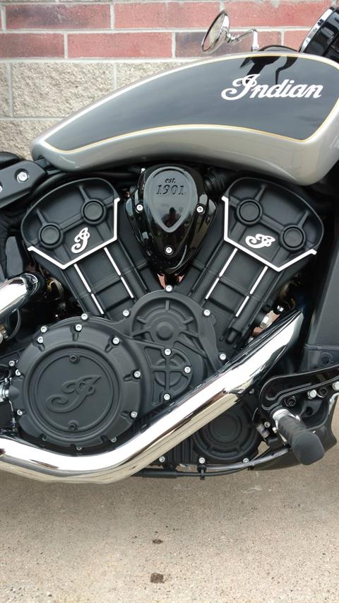2017 Indian Scout® Sixty ABS in Muskego, Wisconsin