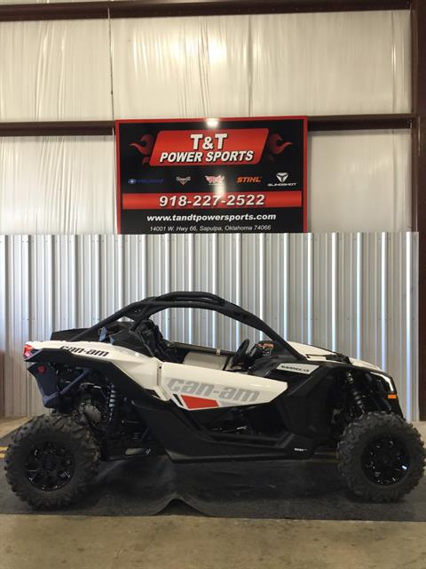 2017 Can-Am Maverick X3 Turbo R in Sapulpa, Oklahoma