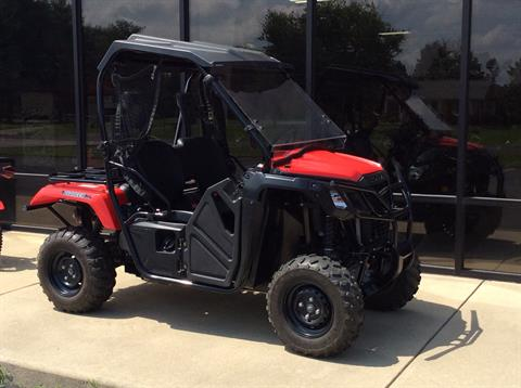 2015 Honda Pioneer™ 500 in Greensburg, Indiana